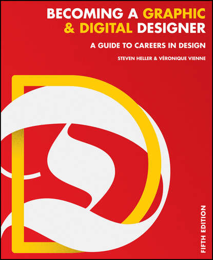 Обложка «Becoming a Graphic and Digital Designer»