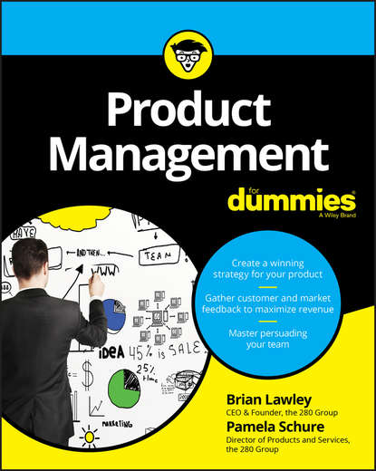 Обложка «Product Management For Dummies»