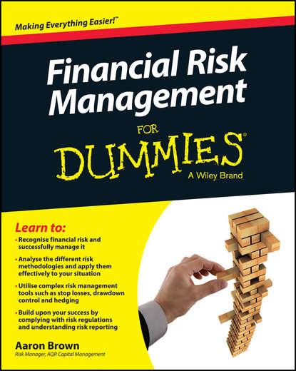 Обложка «Financial Risk Management For Dummies»