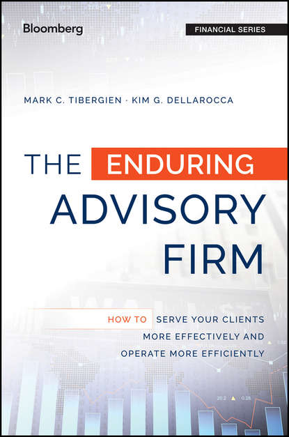 Обложка «The Enduring Advisory Firm»