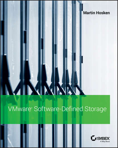 Обложка «VMware Software-Defined Storage»