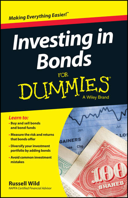 Обложка «Investing in Bonds For Dummies»