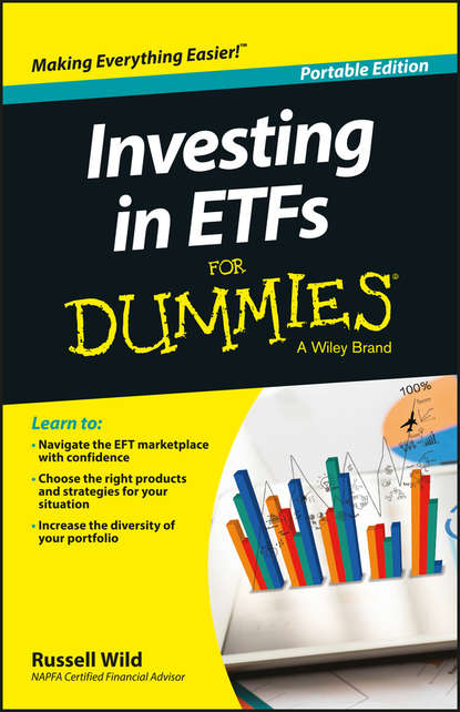 Обложка «Investing in ETFs For Dummies»
