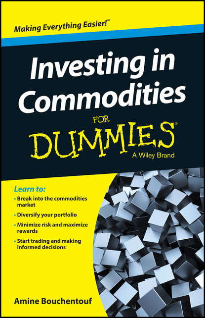 Обложка «Investing in Commodities For Dummies»