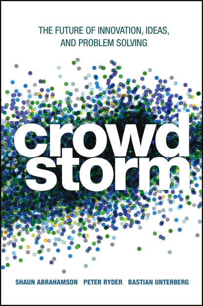 Обложка «Crowdstorm. The Future of Innovation, Ideas, and Problem Solving»