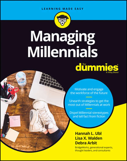 Обложка «Managing Millennials For Dummies»