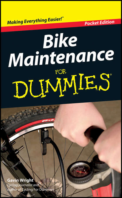 Обложка «Bike Maintenance For Dummies»