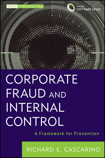 Обложка «Corporate Fraud and Internal Control. A Framework for Prevention»