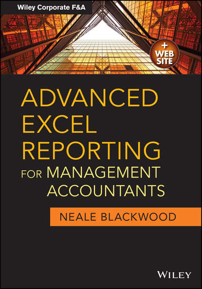 Обложка «Advanced Excel Reporting for Management Accountants»
