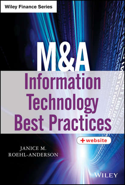 Обложка «M&A Information Technology Best Practices»