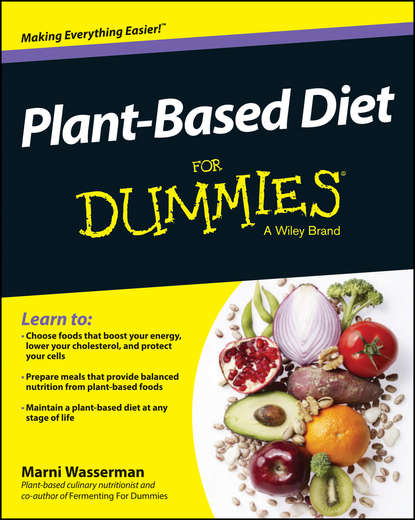 Обложка «Plant-Based Diet For Dummies»