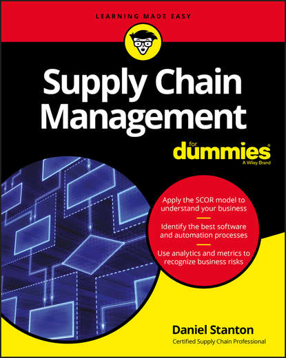 Обложка «Supply Chain Management For Dummies»