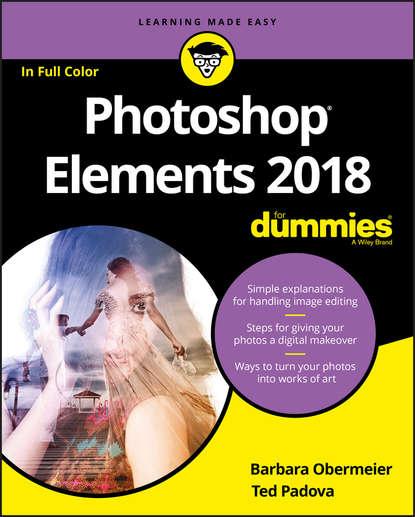 Обложка «Photoshop Elements 2018 For Dummies»