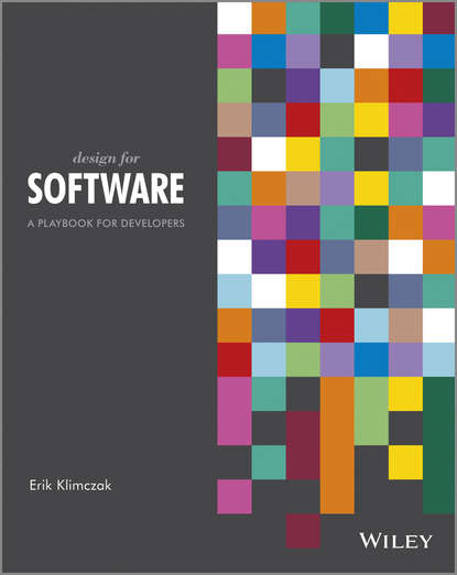 Обложка «Design for Software. A Playbook for Developers»