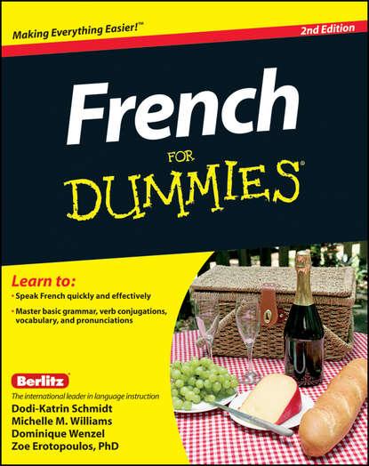 Обложка «French For Dummies»