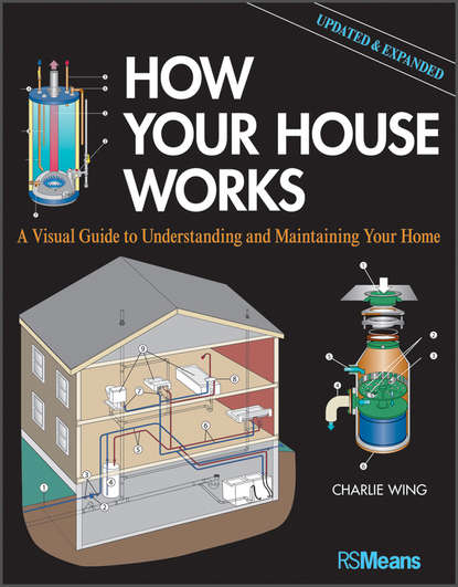 Обложка «How Your House Works. A Visual Guide to Understanding and Maintaining Your Home, Updated and Expanded»
