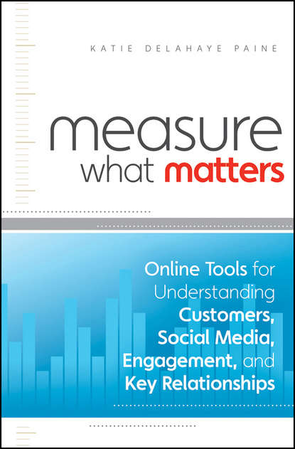 Обложка «Measure What Matters. Online Tools For Understanding Customers, Social Media, Engagement, and Key Relationships»