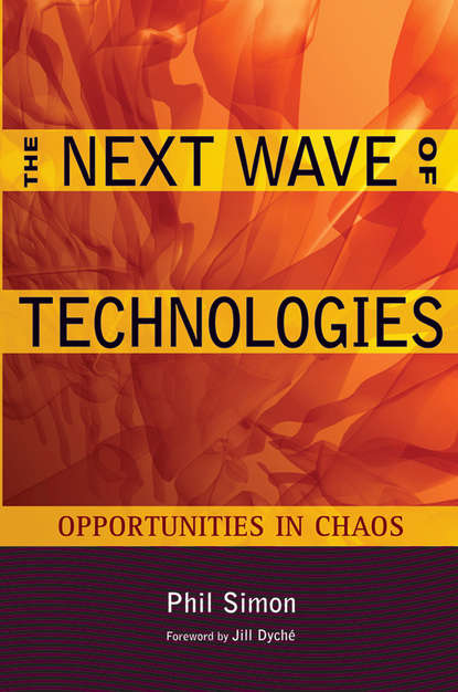 Обложка «The Next Wave of Technologies. Opportunities in Chaos»