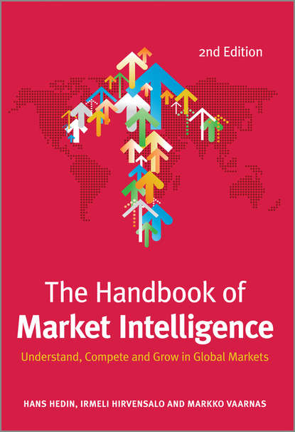 Обложка «The Handbook of Market Intelligence. Understand, Compete and Grow in Global Markets»
