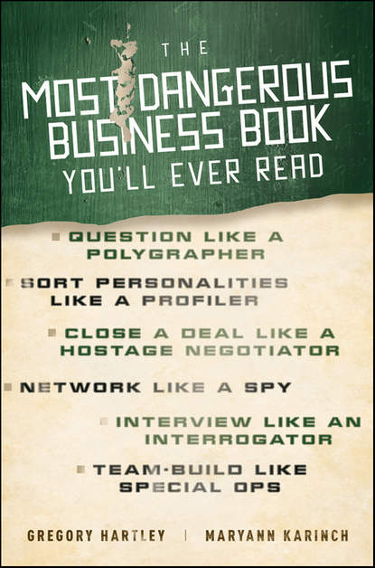 Обложка «The Most Dangerous Business Book You'll Ever Read»