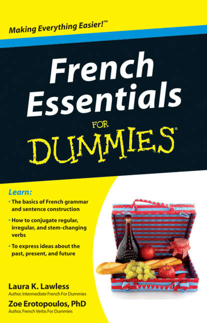 Обложка «French Essentials For Dummies»