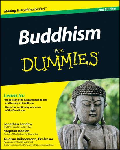 Обложка «Buddhism For Dummies»