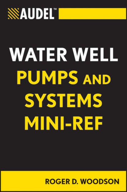Обложка «Audel Water Well Pumps and Systems Mini-Ref»
