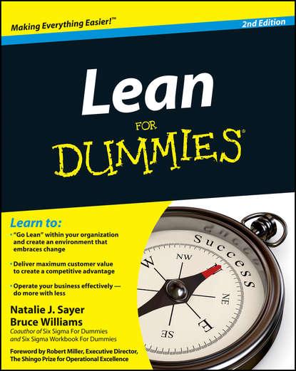 Обложка «Lean For Dummies»