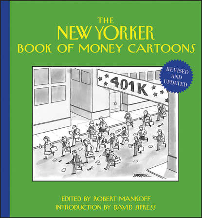 Обложка «The New Yorker Book of Money Cartoons»