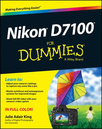 Обложка «Nikon D7100 For Dummies»