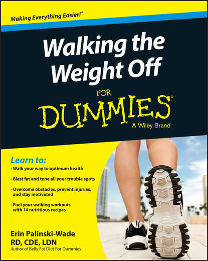 Обложка «Walking the Weight Off For Dummies»
