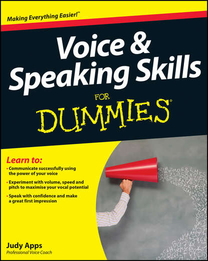 Обложка «Voice and Speaking Skills For Dummies»