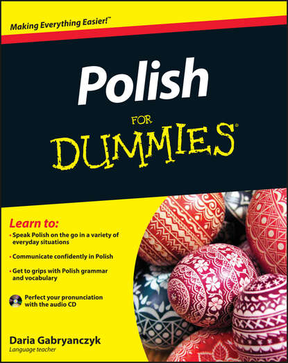 Обложка «Polish For Dummies»