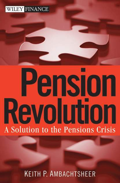 Обложка «Pension Revolution. A Solution to the Pensions Crisis»