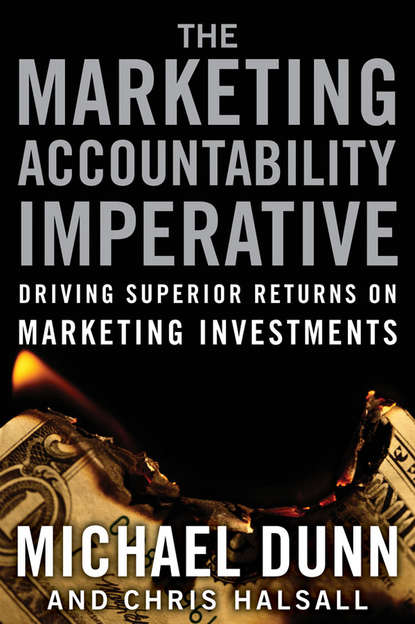 Обложка «The Marketing Accountability Imperative. Driving Superior Returns on Marketing Investments»