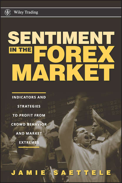 Обложка «Sentiment in the Forex Market. Indicators and Strategies To Profit from Crowd Behavior and Market Extremes»