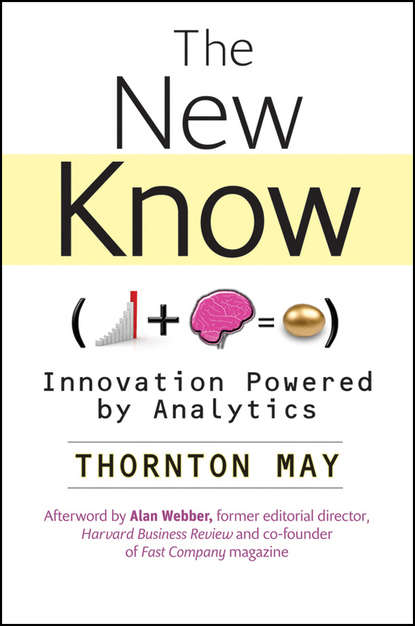 Обложка «The New Know. Innovation Powered by Analytics»