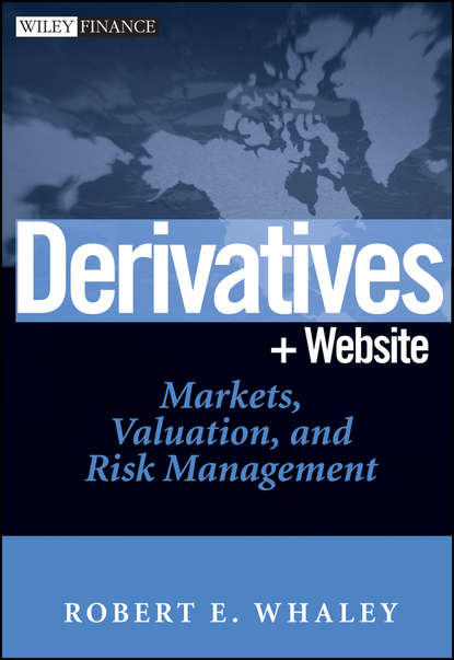 Обложка «Derivatives. Markets, Valuation, and Risk Management»