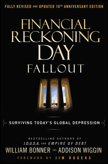 Обложка «Financial Reckoning Day Fallout. Surviving Today's Global Depression»