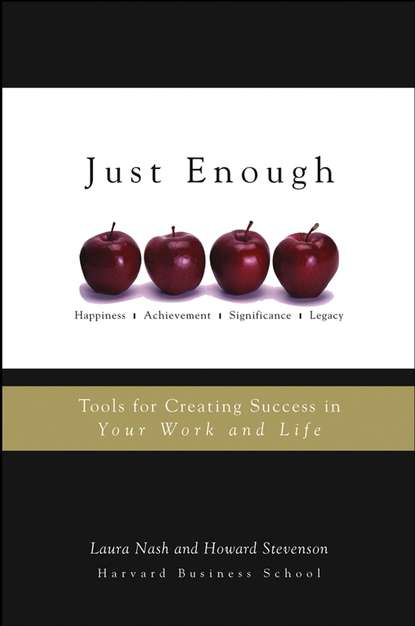 Обложка «Just Enough. Tools for Creating Success in Your Work and Life»