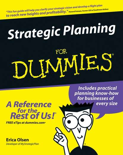 Обложка «Strategic Planning For Dummies»