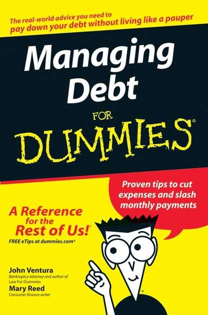 Обложка «Managing Debt For Dummies»