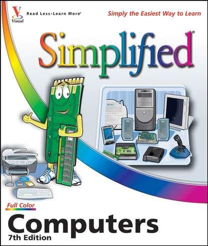 Обложка «Computers Simplified»