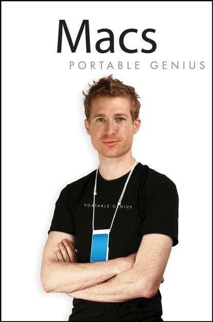 Обложка «Macs Portable Genius»