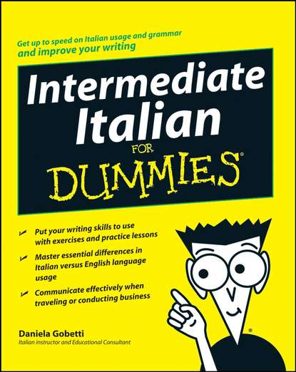 Обложка «Intermediate Italian For Dummies»