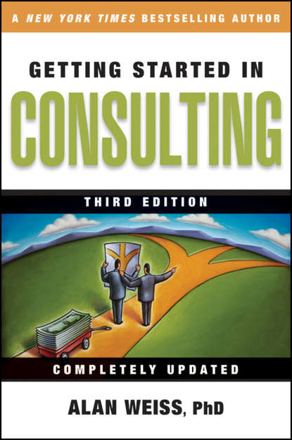 Обложка «Getting Started in Consulting»
