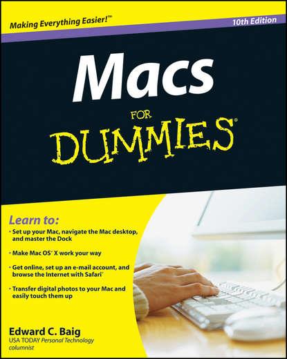 Обложка «Macs For Dummies»