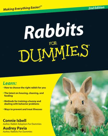 Обложка «Rabbits For Dummies»