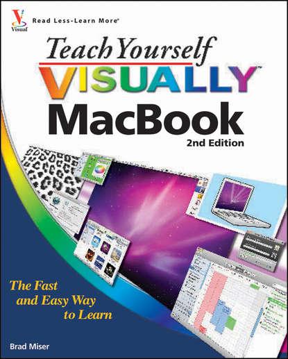 Обложка «Teach Yourself VISUALLY MacBook»
