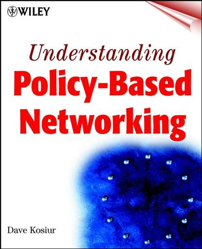 Обложка «Understanding Policy-Based Networking»